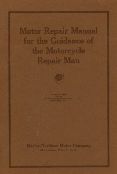 Harley-DavidsonMotorRepairManualGuidancerepl [website]