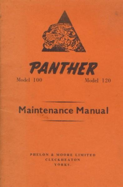 PantherMaintManModel100Model120 [website]