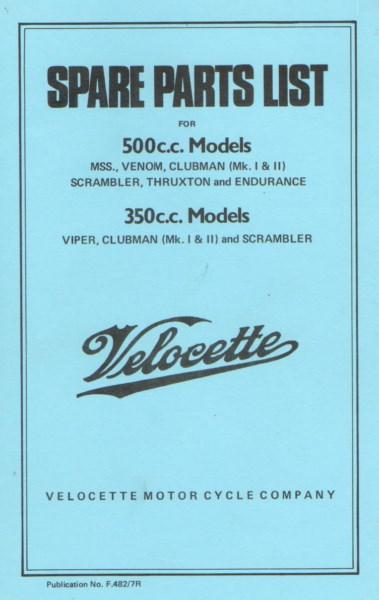 VelocetteSparePartsList500-350cc [website]