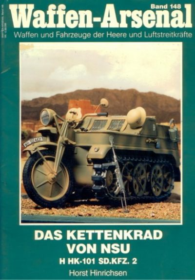 Waffen-ArsenalKettenkradNSU [website]