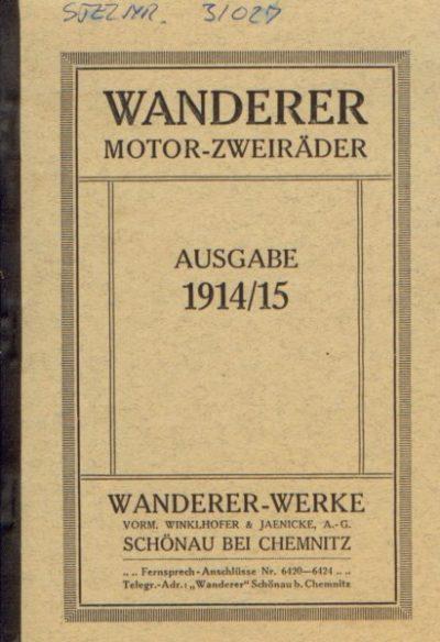 WandererAusgabe1914-15 [website]
