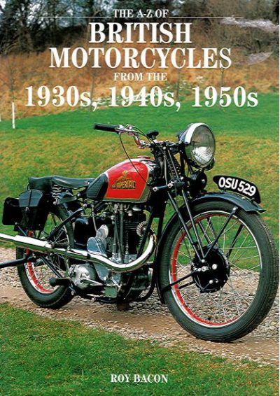 A-ZBritishMotorc1930s1940s1950sBacon