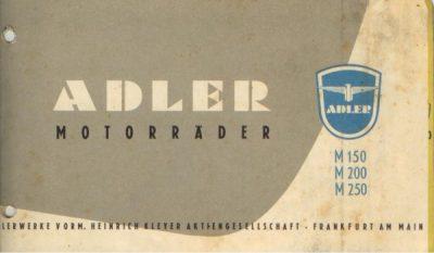 AdlerMotorraederM150 [website]