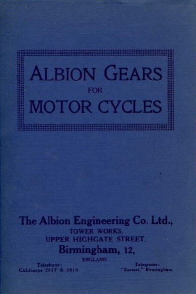 AlbionGears [website]