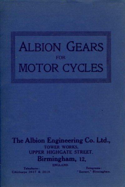 AlbionGears [website]