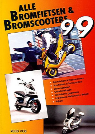 AlleBromfietsenBromscooters99