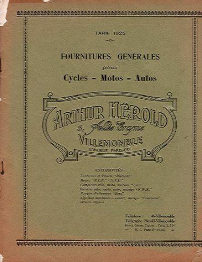 ArthurHeroldFournituresGenerales