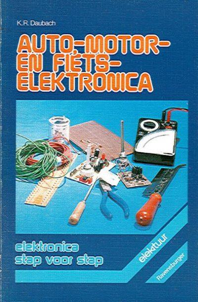 AutoMotorFietsElektronica