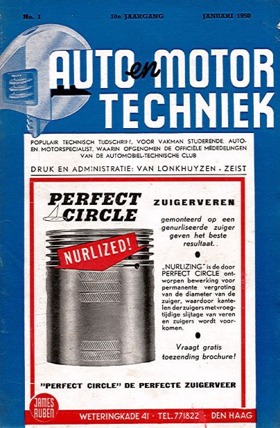 AutoMotorTechniekJaargang1950