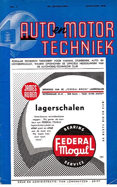 AutoMotorTechniekJaargang1958