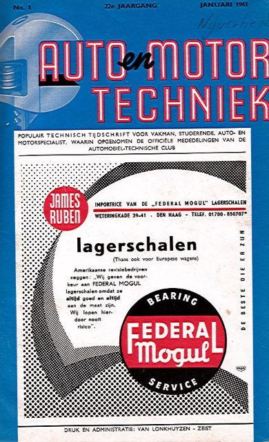 AutoMotorTechniekJaargang1961