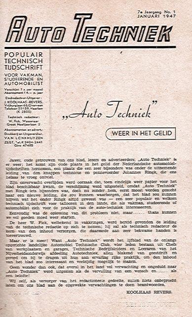 AutotechniekJaargang1947