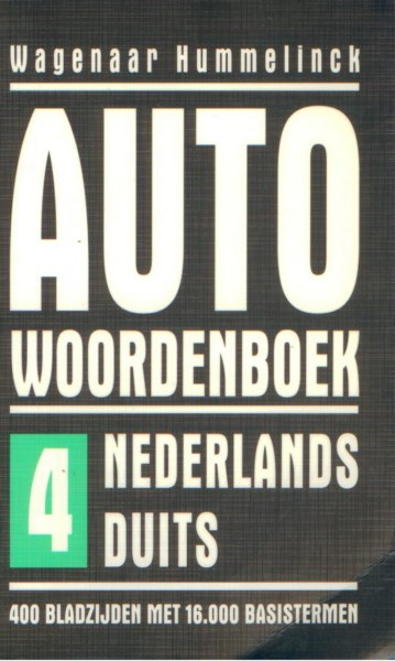 Autowoordenboek4NedDuits [website]
