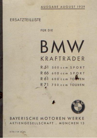 BMWErsatteillisteKraftraederR51R66R61R71Kopie [website]