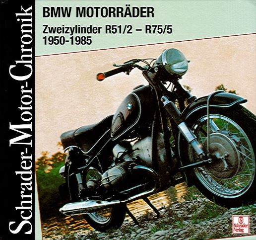 BMWMotorraedZweiZyl1950-1985