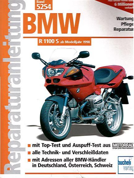 BMWR1100Sab1998ReparaturanleitungBucheli