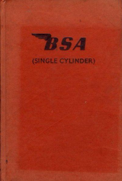 BSASingleCylinder [website]