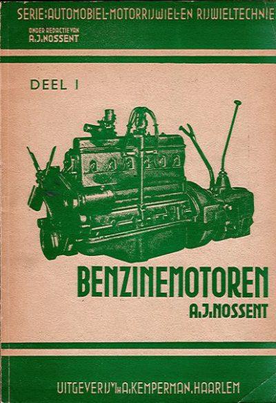 BenzinemotorenDeelI