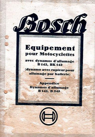 BoschEquipementPourMotocyclettesB142