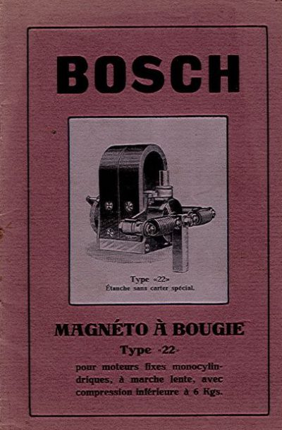 BoschMagnetoBougieType22