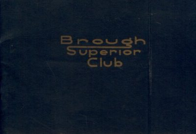 BroughSuperiorClub1937 [website]
