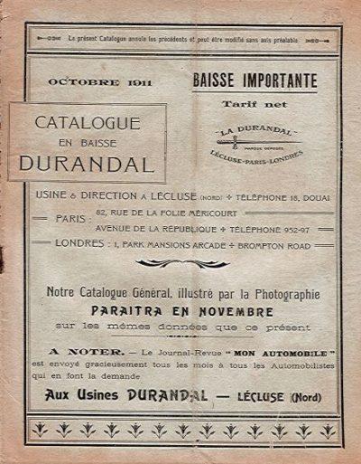 CatalogueDurandal1911