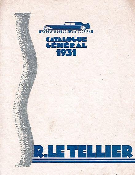 CatalogueGenerale1931RLeTellier