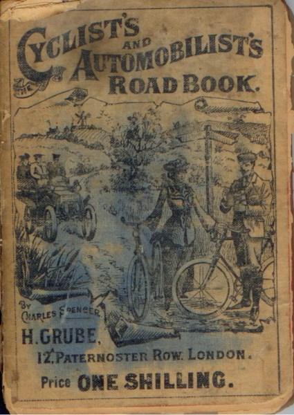 CyclistsAutomobilRoadbook [website]