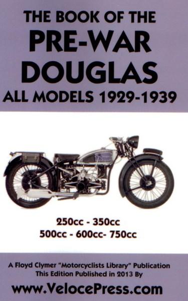 DouglasPre-warBookofVeloce [website]