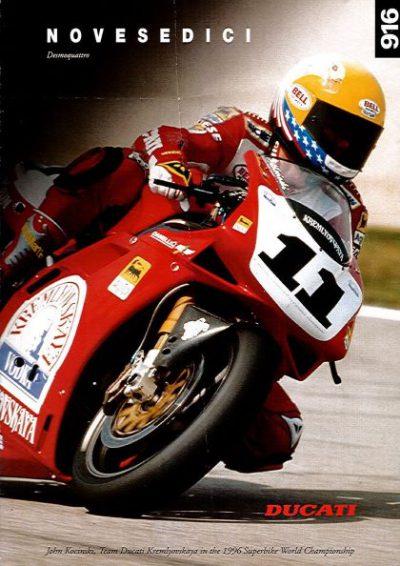 Ducati916NovesediciBrochure