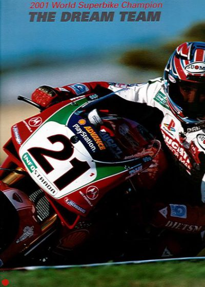DucatiDreamTeam2001Champion