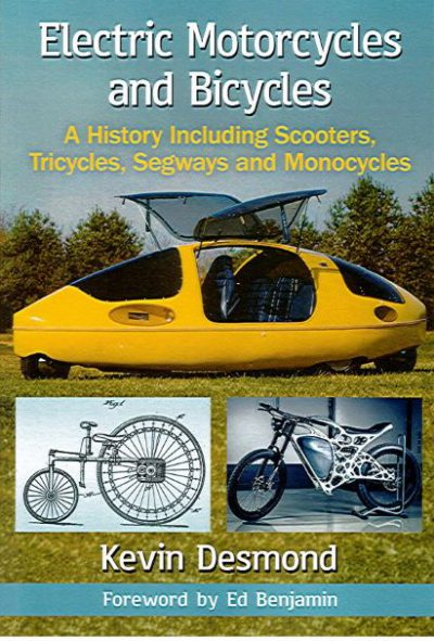 ElectricMotorcyclesBicycles