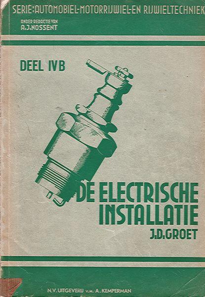 ElectrischeInstallatieDeelIVB