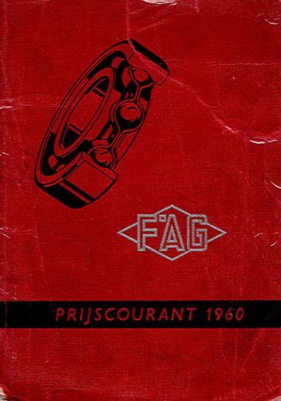 FAGPrijscourant1960
