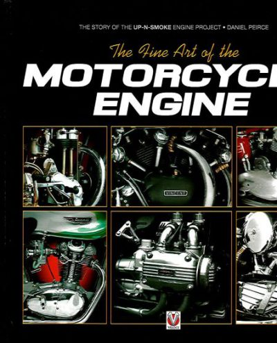 FineArtMotorcycleEngine