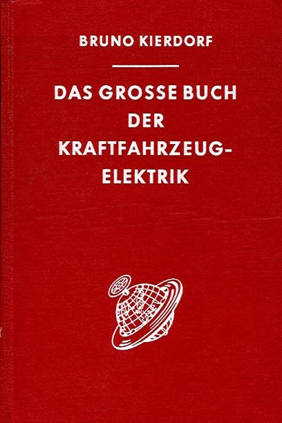 GrosseBuchKraftfahrzeugElektrik