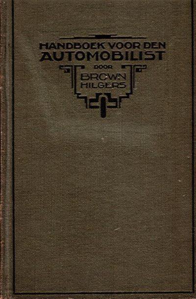 HandboekAutomobilistBrownHilgers