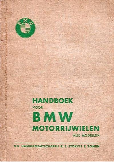 HandboekBMWMotorrijwielenStokvis