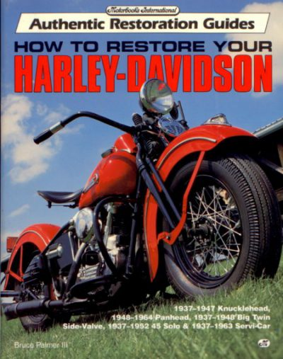 Harley-DavHowtoRestore [website]