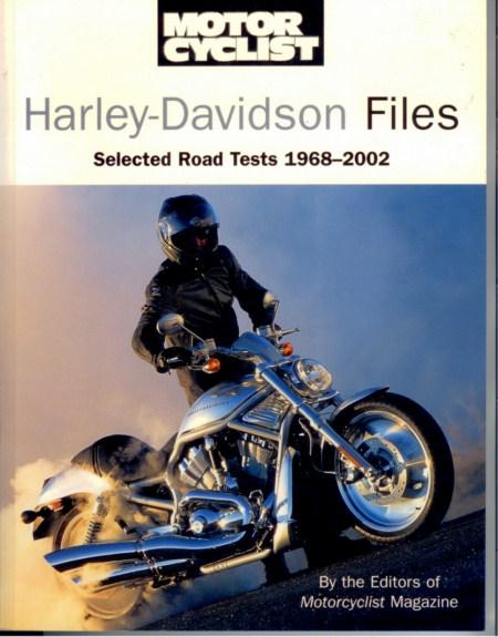 Harley Davidson Files [website]