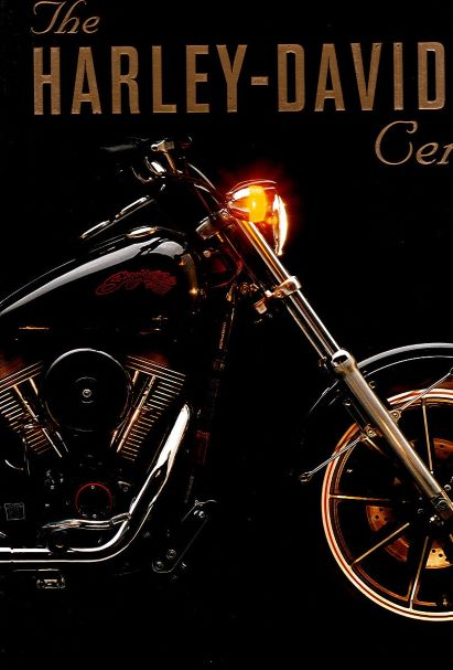 Harley-DavidsonCentury