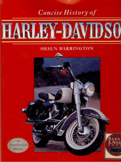 Harley-DavidsonConciseHistory [website]