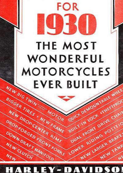 Harley-DavidsonFor1930MostWonderful