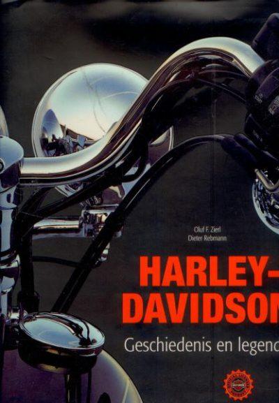 Harley-DavidsonGeschiedenisLegende