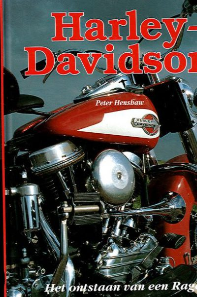 Harley-DavidsonOntstaanRage