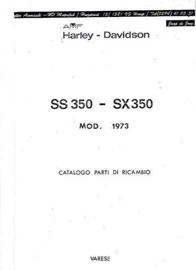 Harley-DavidsonSS350-SX3501973CatalogoKopie
