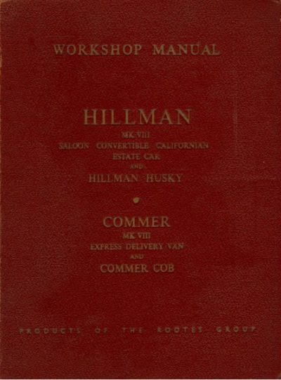 HillmanWorkshopMan [website]