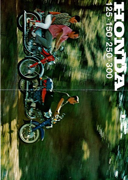 Honda125-150-250-300