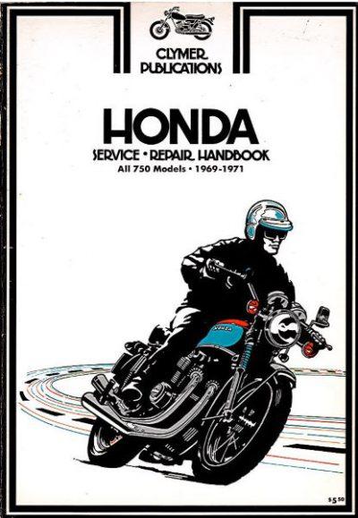 HondaAll750ModelsClymer