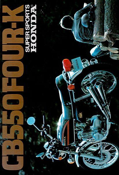 HondaCB550FourSupersports